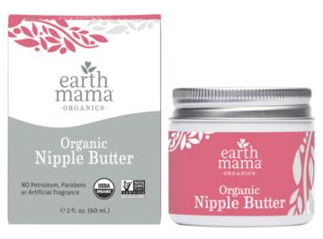 Earth mama nipple butter for breastfeeding