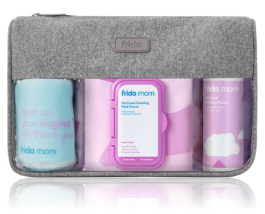 frida mom postpartum recovery kit to heal after labor