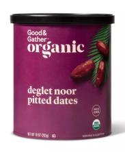 Natural birth prep food eat dates!
